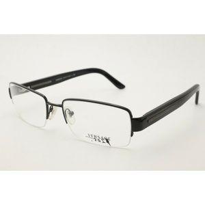 Versace 1151 Eyeglasses 1009 Black Frame 54-17-140